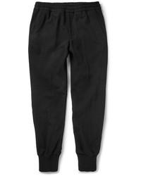 schwarze Jogginghose von Bottega Veneta