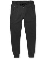 schwarze Jogginghose von Burberry
