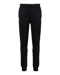 schwarze Jogginghose von Calvin Klein
