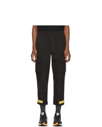 schwarze Jogginghose von Clot