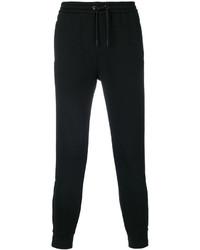 schwarze Jogginghose von Emporio Armani