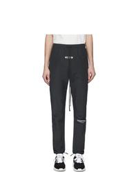 schwarze Jogginghose von Essentials