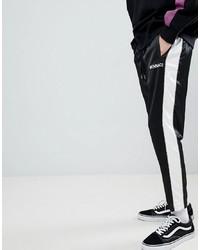 schwarze Jogginghose von Mennace