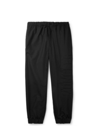 schwarze Jogginghose von Moncler