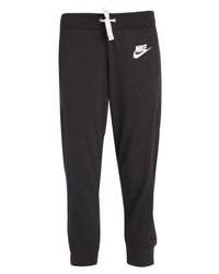 schwarze Jogginghose von Nike
