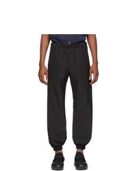 schwarze Jogginghose von Prada