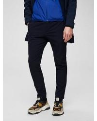 schwarze Jogginghose von Selected Homme