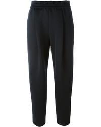 schwarze Karottenhose von DKNY