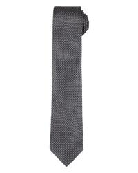 schwarze Krawatte von Daniel Hechter