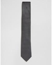 schwarze Krawatte von French Connection