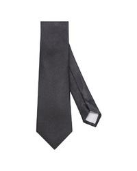 schwarze Krawatte von Jacques Britt