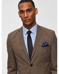 schwarze Krawatte von Selected Homme