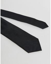 schwarze Krawatte von Asos