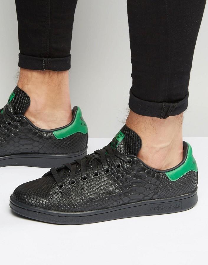 Schwarze Kaufen Niedrige Wo Adidas Leder Von Und Wie Zu Sneakers Hrw5Hq0 b9f30b288a