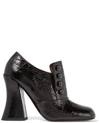 schwarze Leder Pumps von Marc Jacobs