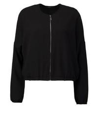 schwarze leichte Jacke von KIOMI