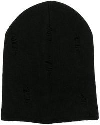 schwarze Mütze von Dondup