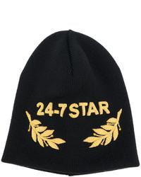 schwarze Mütze von DSQUARED2