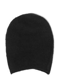 schwarze Mütze von Isabel Benenato