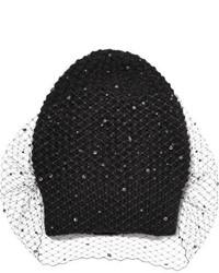 Schwarze Mütze von Jennifer Behr