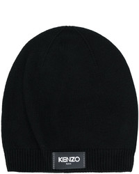 schwarze Mütze von Kenzo