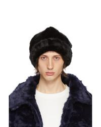 schwarze Mütze von Landlord