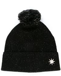 schwarze Mütze von Love Moschino