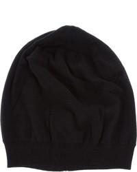 schwarze Mütze von Neil Barrett