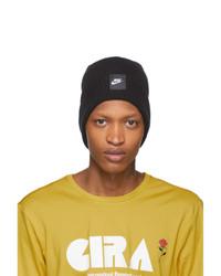 schwarze Mütze von Nike