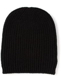 schwarze Mütze von P.A.R.O.S.H.