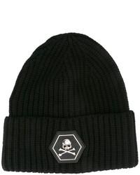 schwarze Mütze von Philipp Plein