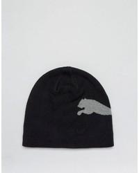 schwarze Mütze von Puma