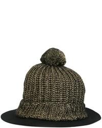 schwarze Mütze von SuperDuper Hats