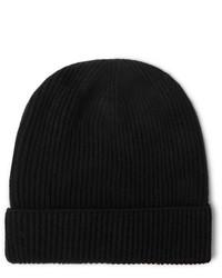 schwarze Mütze von Tom Ford