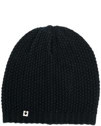 schwarze Mütze von Twin-Set