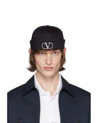 schwarze Mütze von Valentino