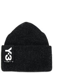 schwarze Mütze von Y-3
