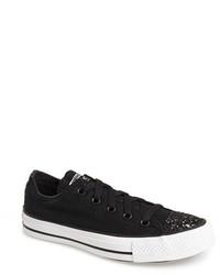 Schwarze niedrige sneakers original 3694574