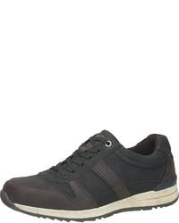 schwarze niedrige Sneakers von Bama