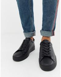 schwarze niedrige Sneakers von Good For Nothing