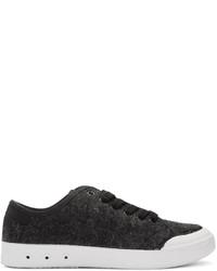 schwarze niedrige Sneakers von Rag & Bone