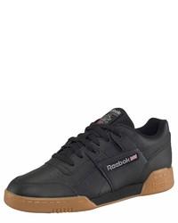 schwarze niedrige Sneakers von Reebok Classic