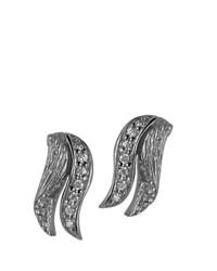 schwarze Ohrringe von ORPHELIA