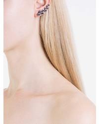 schwarze Ohrringe von Alinka