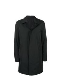 schwarze Regenjacke von Ermenegildo Zegna