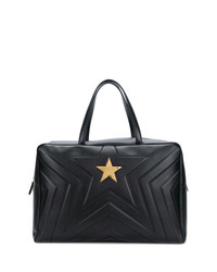schwarze Reisetasche von Stella McCartney