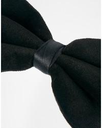 schwarze Samtfliege von Asos