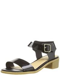 schwarze Sandalen von New Look
