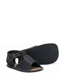 schwarze Sandalen von Pépé
