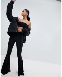schwarze Schlaghose von Fashionkilla